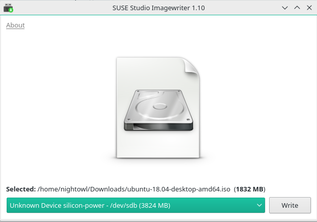 imagewriter-iso-uploaded
